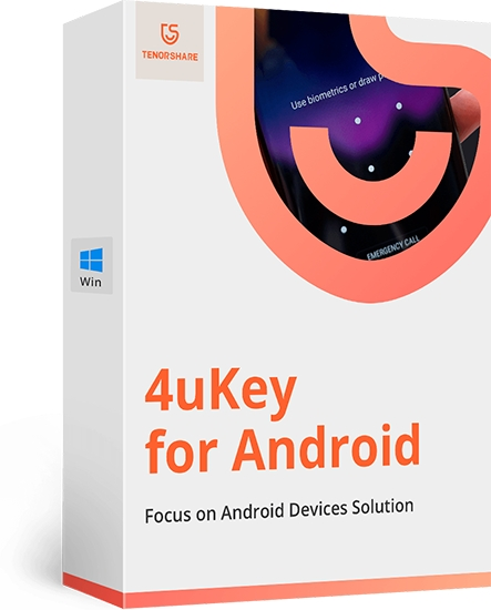 Tenorshare 4uKey for Android