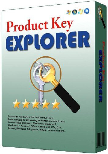 Nsasoft Product Key Explorer 4.0.10.0 + Portable