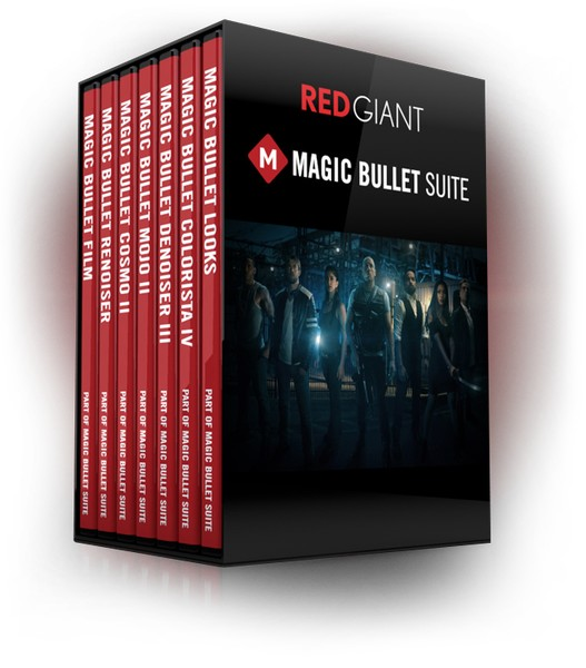 Red Giant Magic Bullet Suite 13.0.11