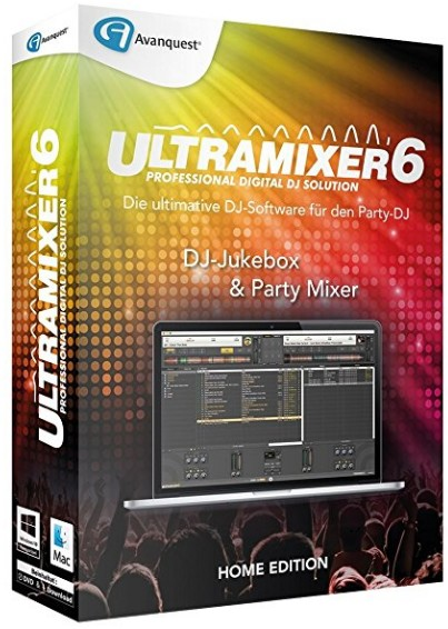 UltraMixer Pro Entertain 6