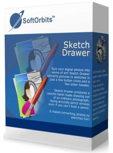 SoftOrbits Sketch Drawer Pro