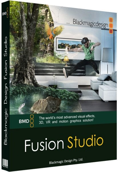 Blackmagic Design DaVinci Fusion Studio